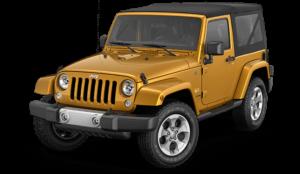 Hawaii jeep rental